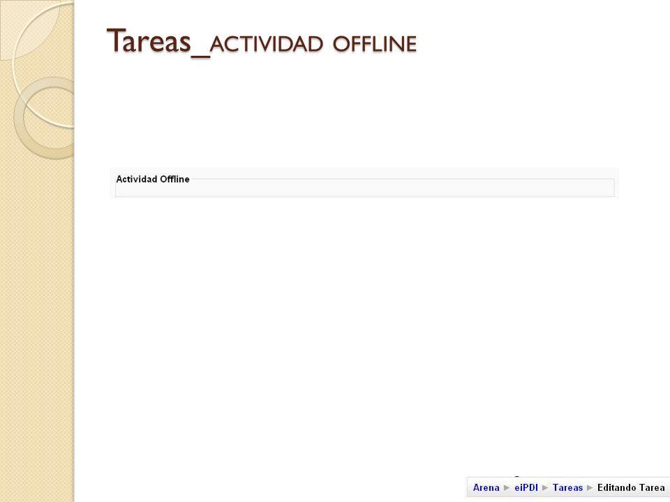 Tareas_ ACTIVIDAD OFFLINE