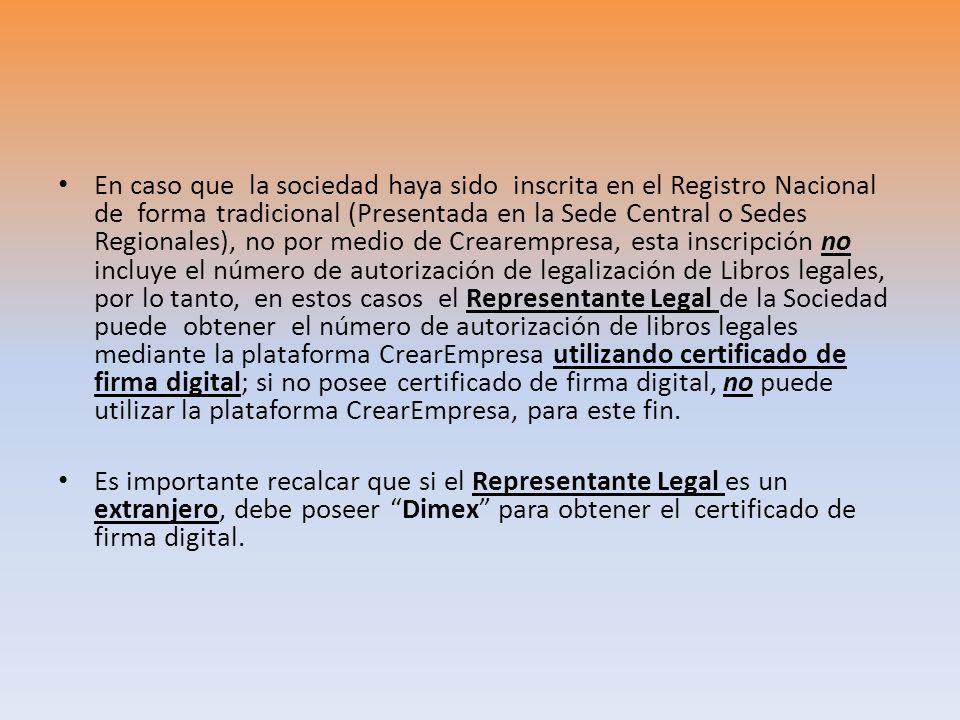 Solicitar Firma Digital Para solicitar el certificado de firma digital debe realizar los siguientes pasos: – Solicitar cita en cualquiera de las sucursales autorizadas.