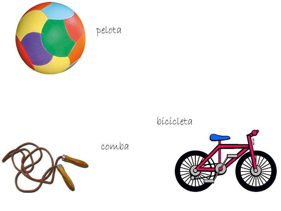 comba bicicleta