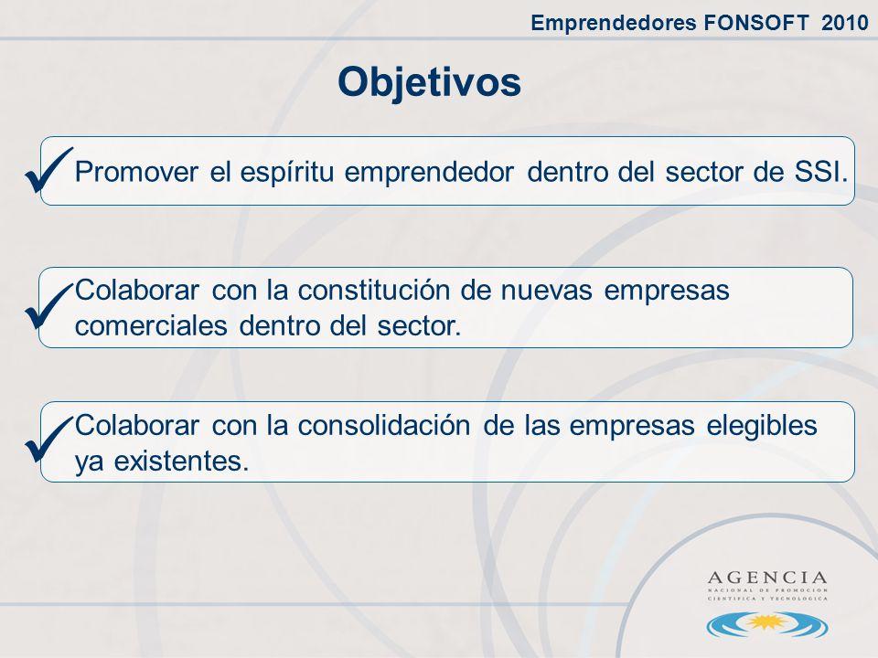 Colaborar con la constitución de nuevas empresas comerciales dentro del sector.