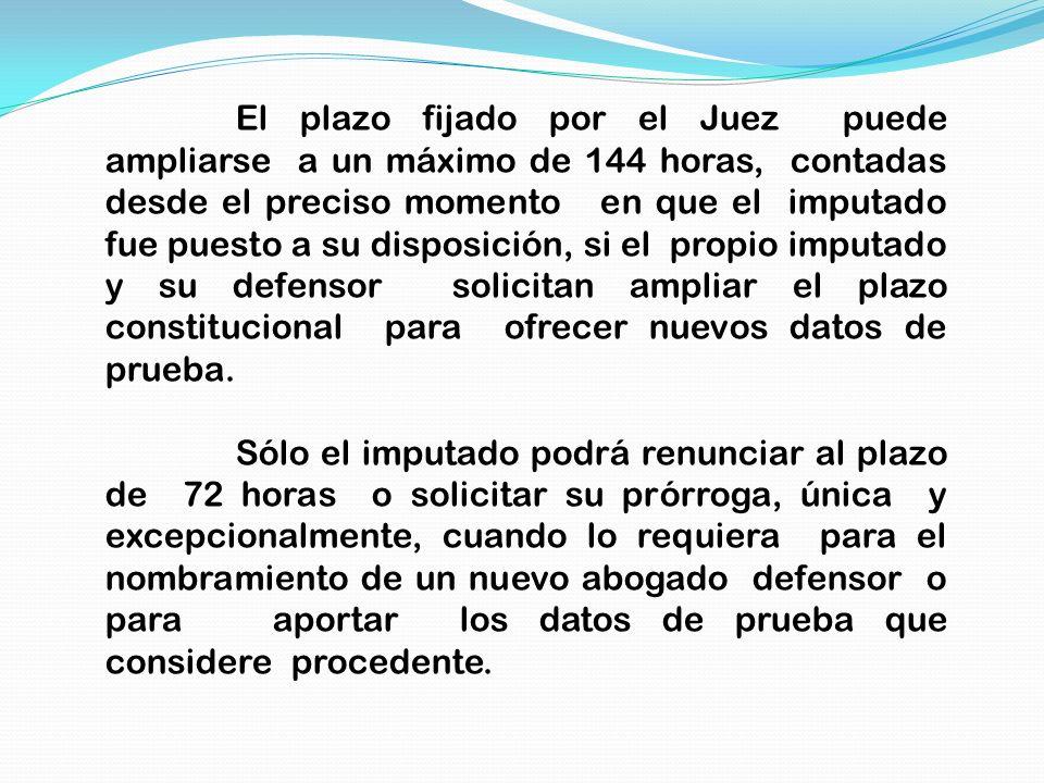 7.-La expresión de los medios de prueba que el ministerio público se propone producir en juicio oral, designándolos con toda precisión.