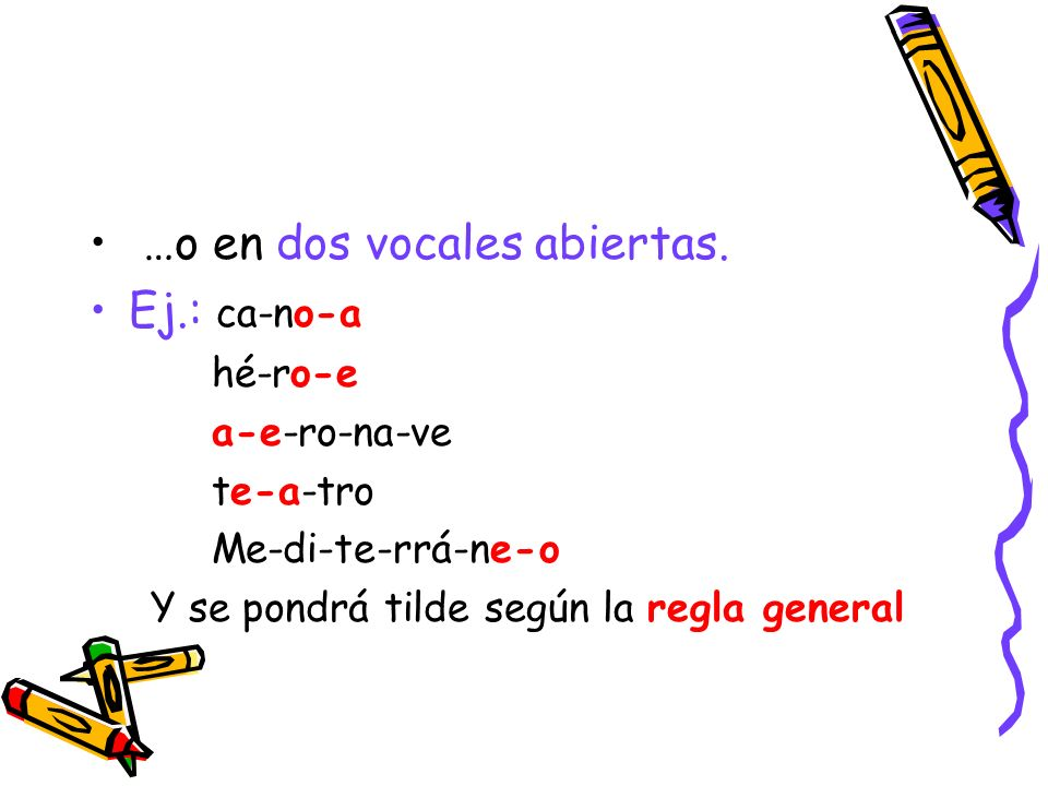 LA ACENTUACIÓN Las palabras que tienen la sílaba tónica en la última sílaba se llaman agudas.