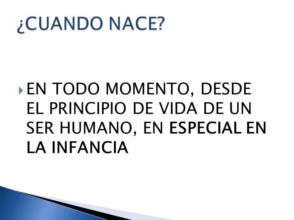 1. ACEPTACIÓN (COMO SOY ) 2. CONCEPTO DE UNO MISMO (QUIEN SOY )