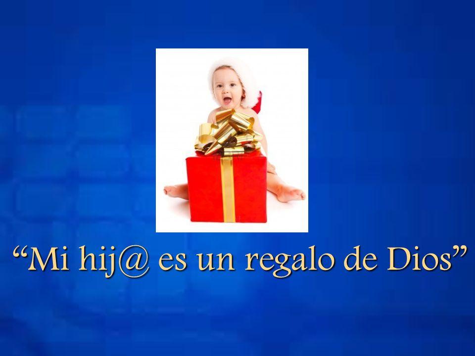 Catequesis Familiar De Hito Liturgia de la Integridad 4º Básicos Mi hij@ es un regalo de Dios