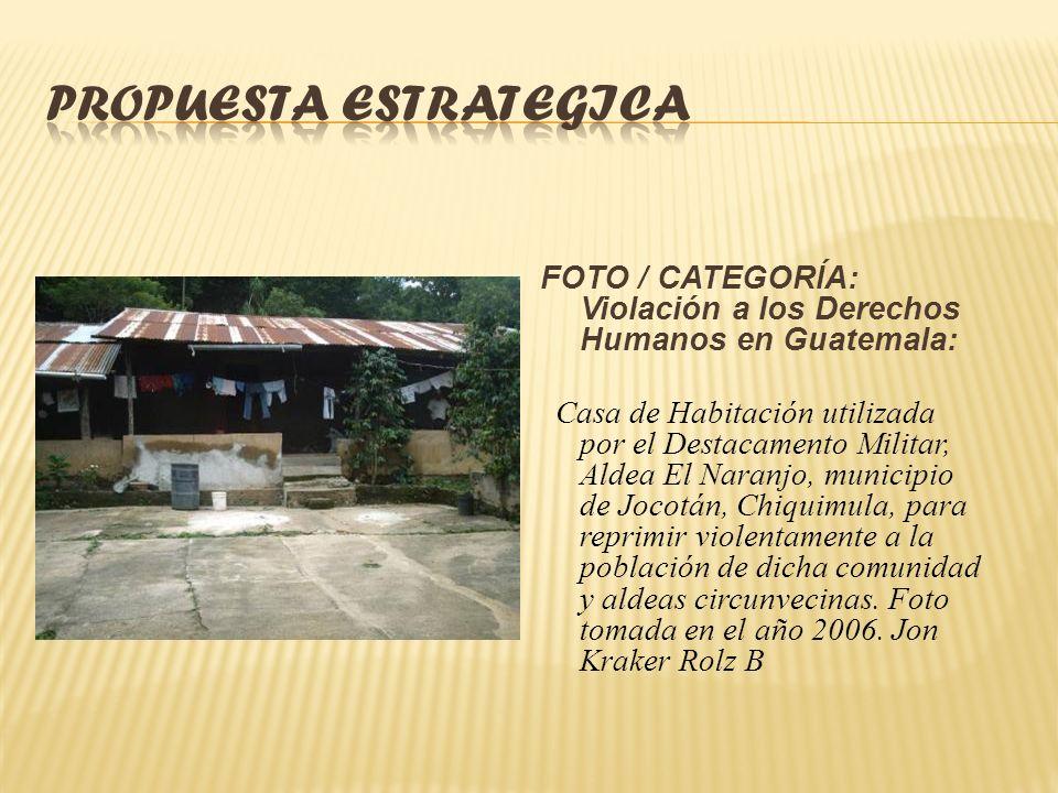 Foto / Categoría: Expresión de Erradicación de la Violencia contra las Mujeres: Grupo de mujeres Maya Ch´ortí, pertenecientes a poblaciones desplazada