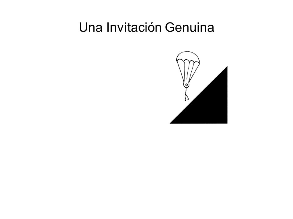 Una Invitación Genuina