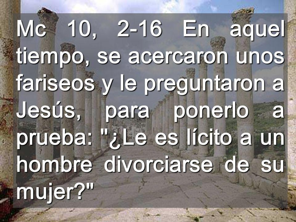 ¿Le es licito a un hombre divorciarse de su esposa? ektorn@hotmail.com