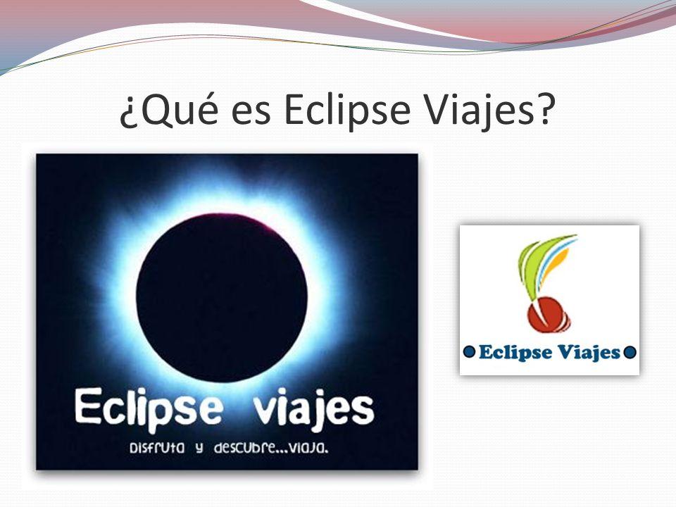 ¿Qué es Eclipse Viajes?