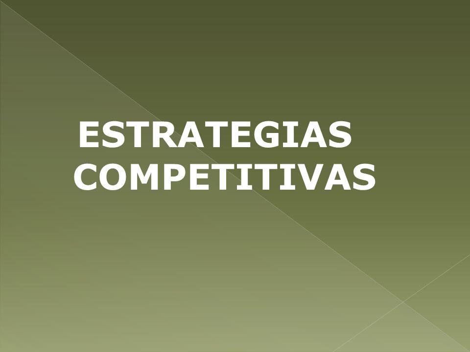 LAS CINCO ESTRATEGIAS COMPETITIVAS GENÉRICAS