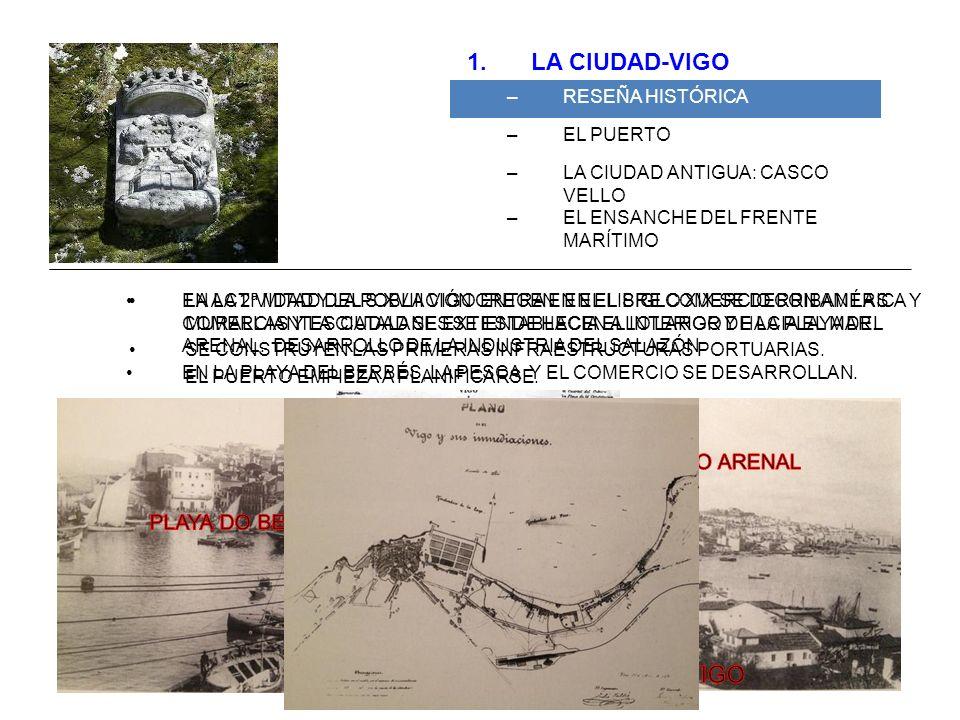 4.-TURISMO Y COMERCIO –TRÁFICO DE CRUCEROS –REDEFINICIÓN DE UN CENTRO URBANO.