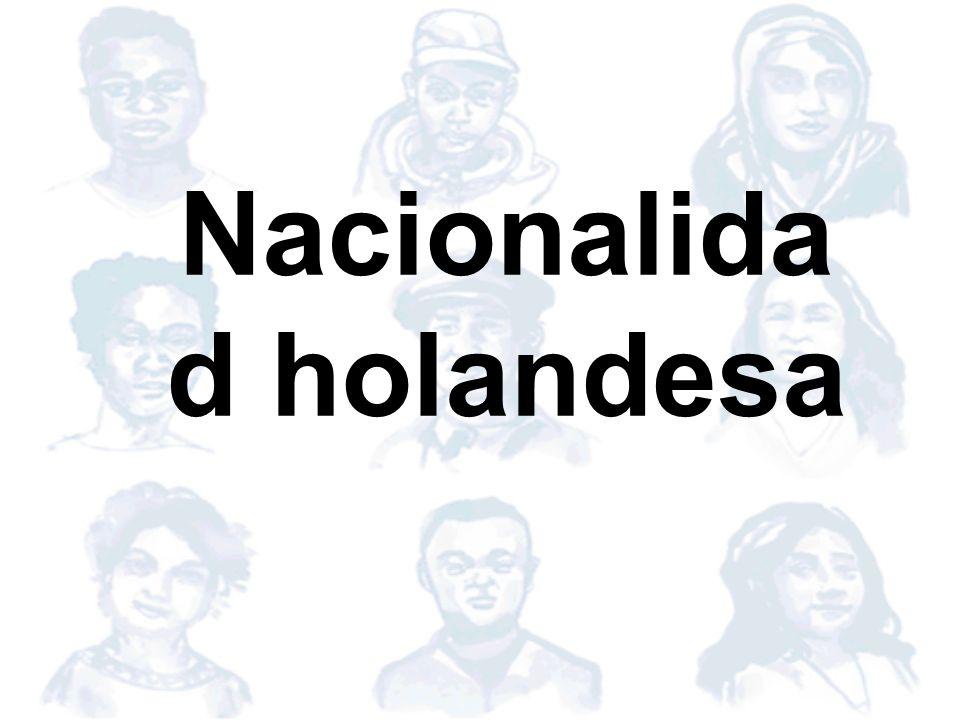 Nacionalida d holandesa
