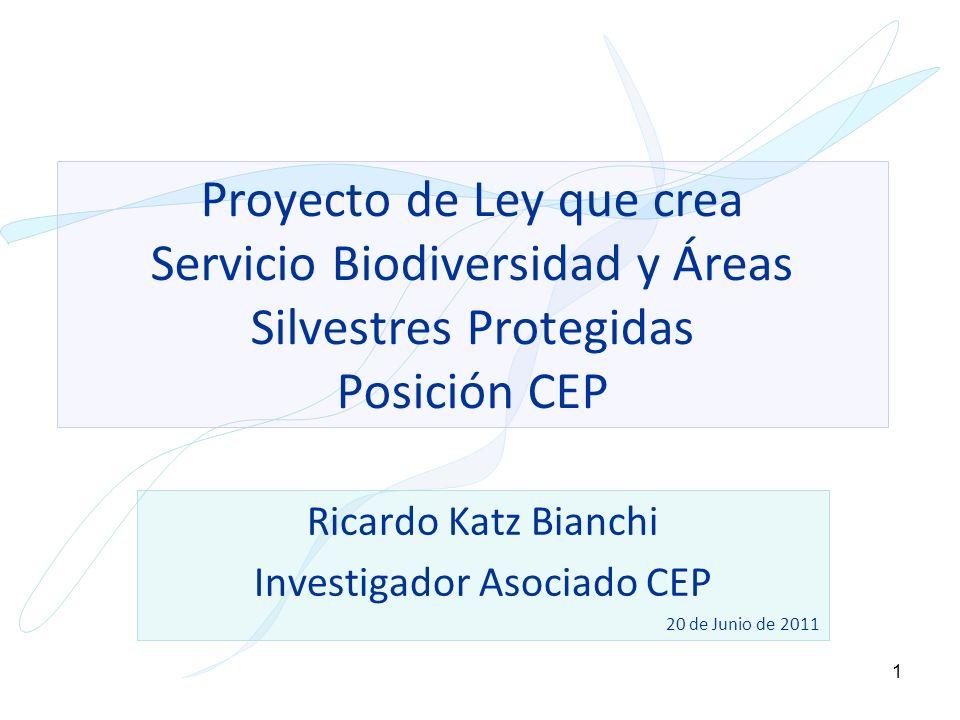 2 Estas discusiones no son nuevas… El hermano chico de la regulación ambiental en Chile ha sido la gestión de los recursos naturales renovables La ley 19.300 no la consideró como aspecto de relevancia Es imprescindible acotar y separar, en las instituciones que corresponda, las funciones de conservación de las de fomento La ley del SBASP no acota claramente esas funciones, como tampoco lo hace la ley de la nueva CONAF Necesidad de análisis conjunto y con ley bosque nativo y Servicio Forestal (ex CONAF)