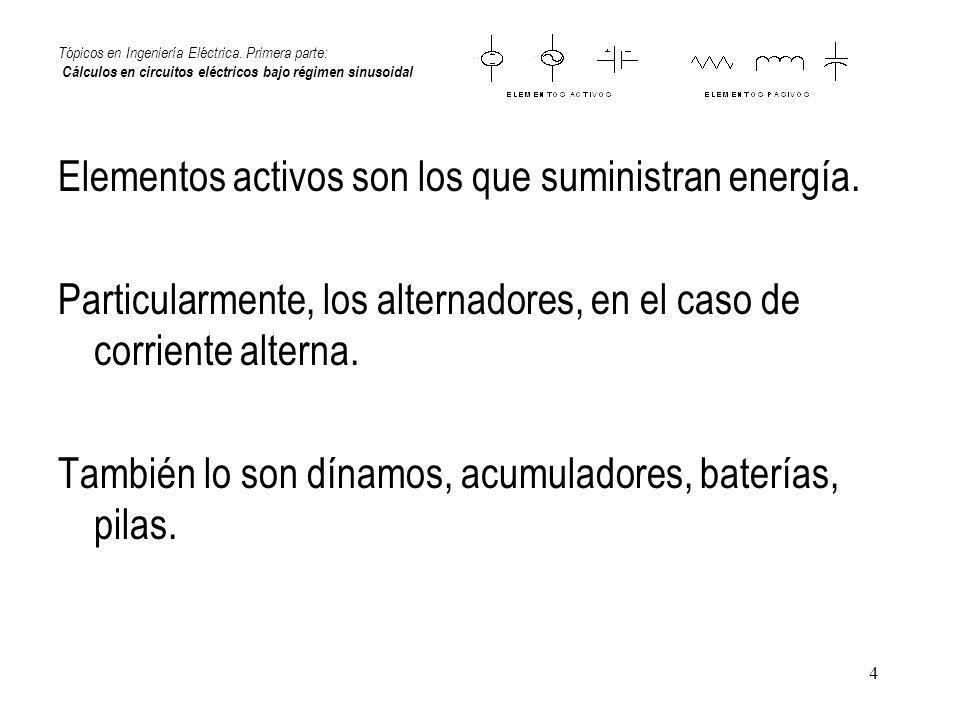 5 Tópicos en Ingeniería Eléctrica.