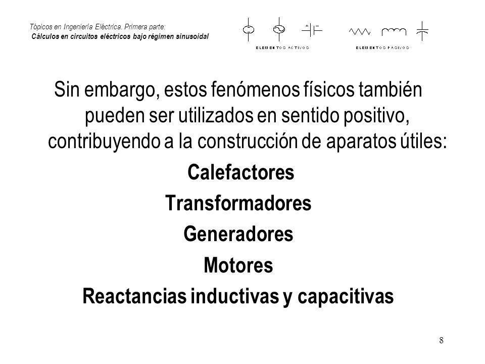 9 Tópicos en Ingeniería Eléctrica.