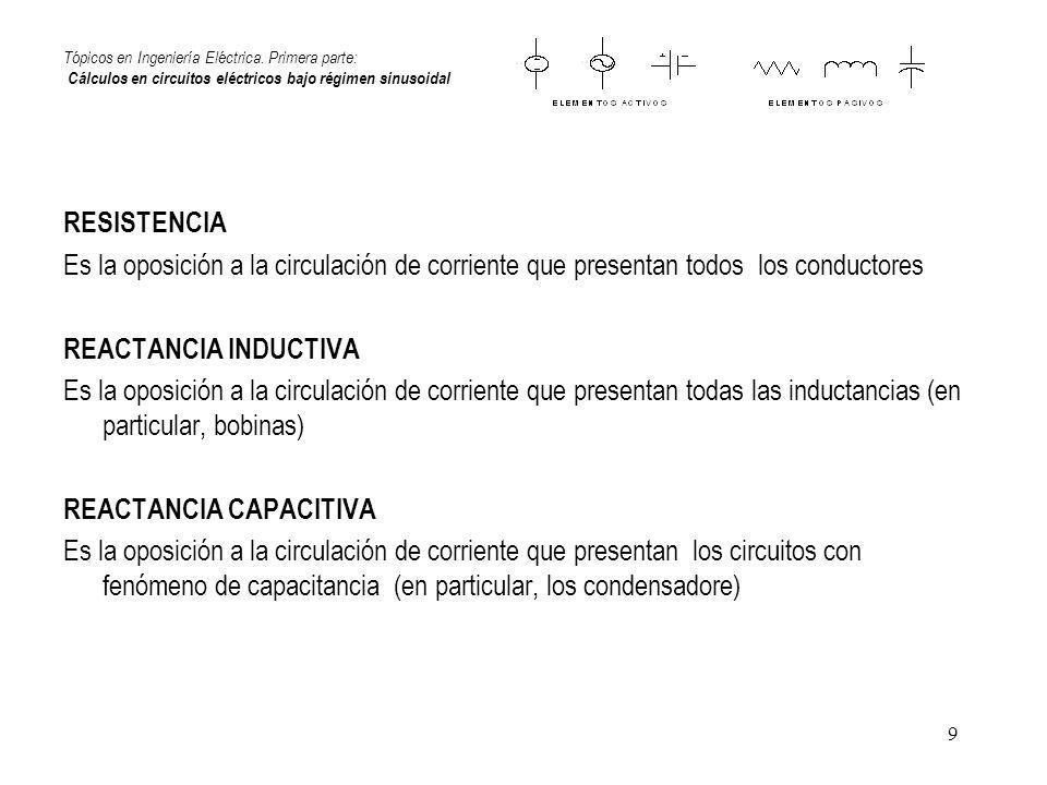 10 Tópicos en Ingeniería Eléctrica.