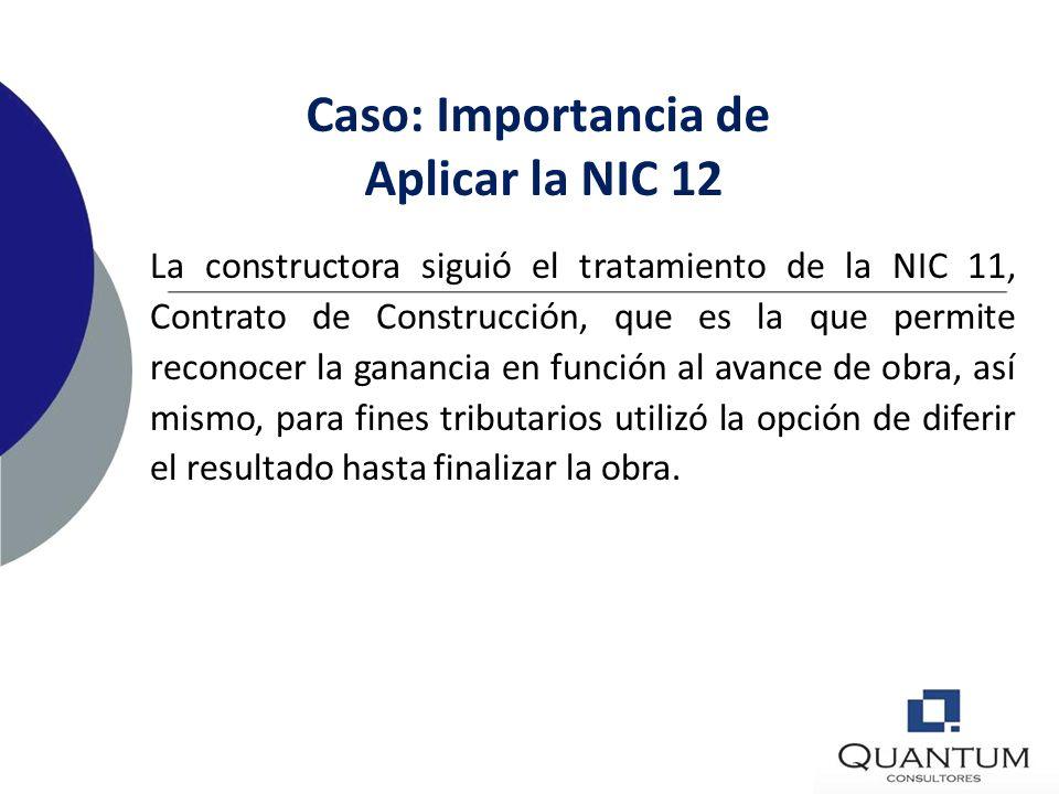 La Compañía constructora CCJJ S.A., firmó en enero del Año 1 un contrato de construcción de un edificio. CCJJ S.A., ha estimado en su presupuesto que