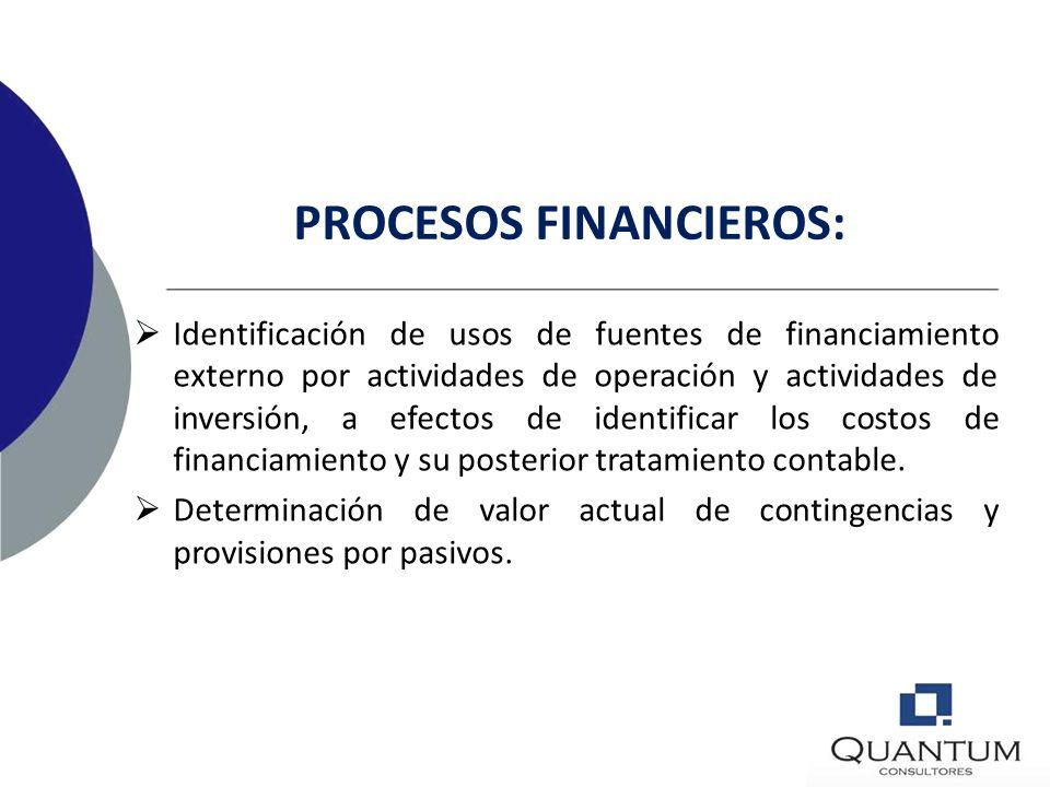 PROCESO COMERCIALES: Determinación de Probabilidad de cobranza de cuentas por cobrar comerciales, las mismas que actualmente se realizan de acuerdo al