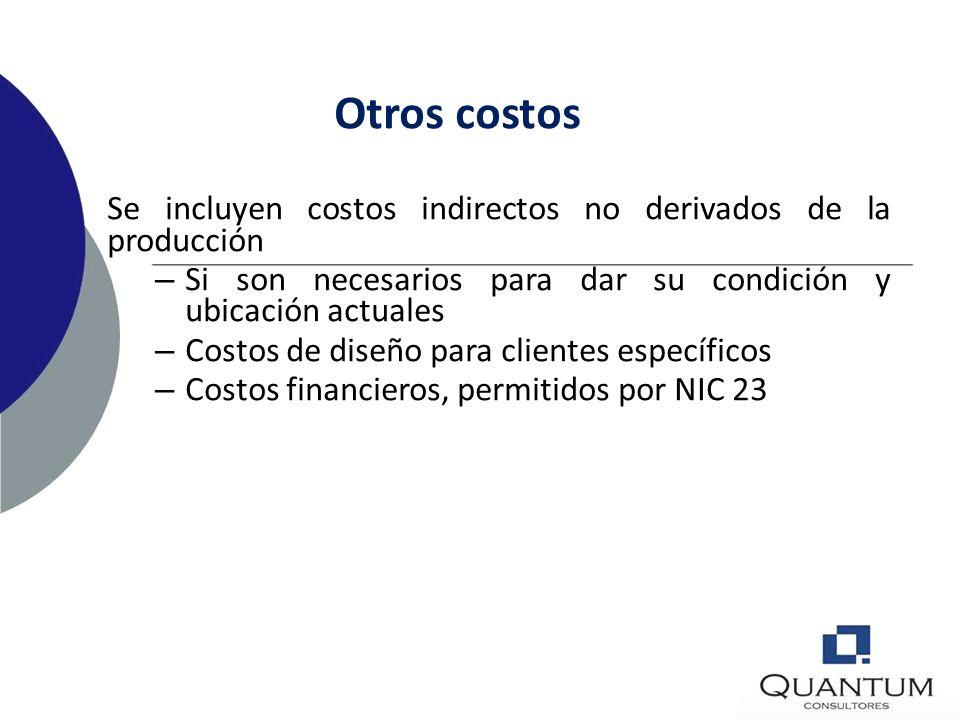Fabricación conjunta Co productos y sub productos Costos comunes no identificables con productos individuales Distribución usando bases uniformes y ra