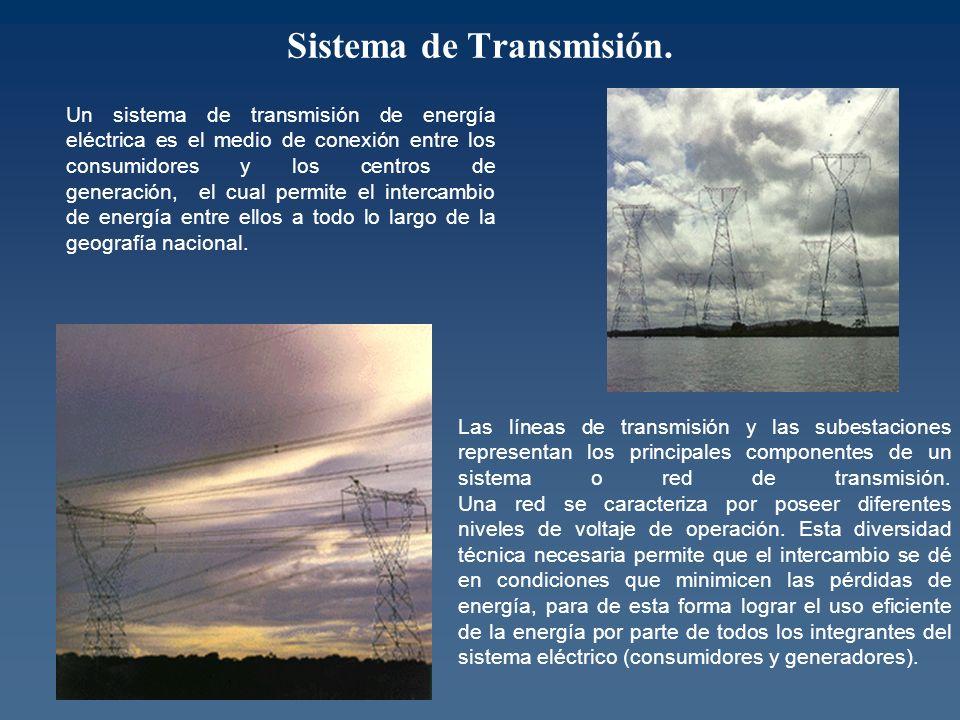 Sistema de Transmisión.