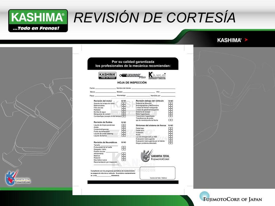 REVISIÓN DE CORTESÍA