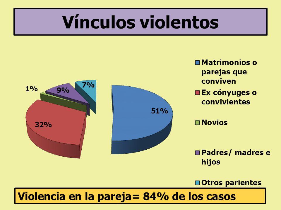 Vínculos violentos