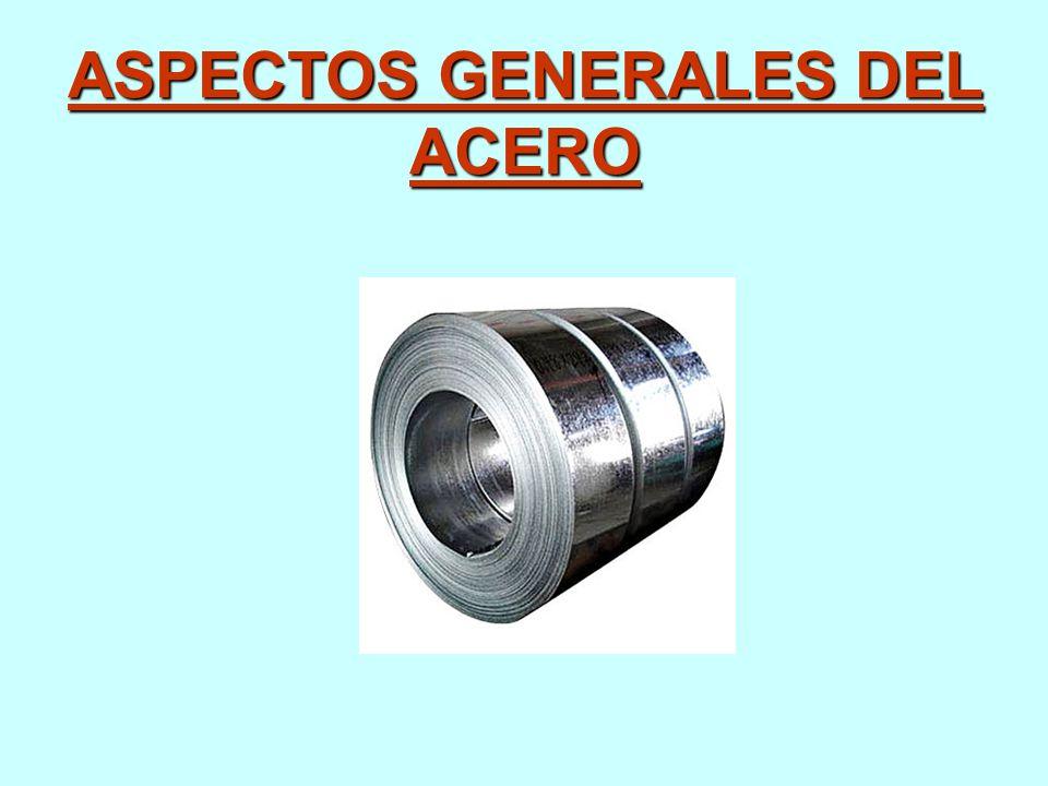 ASPECTOS GENERALES DEL ACERO