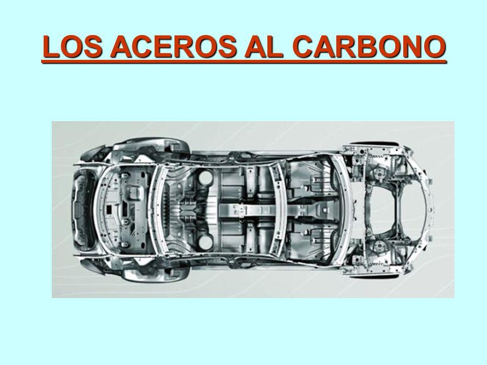 LOS ACEROS AL CARBONO