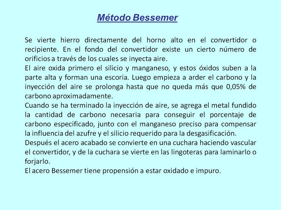 Método Bessemer