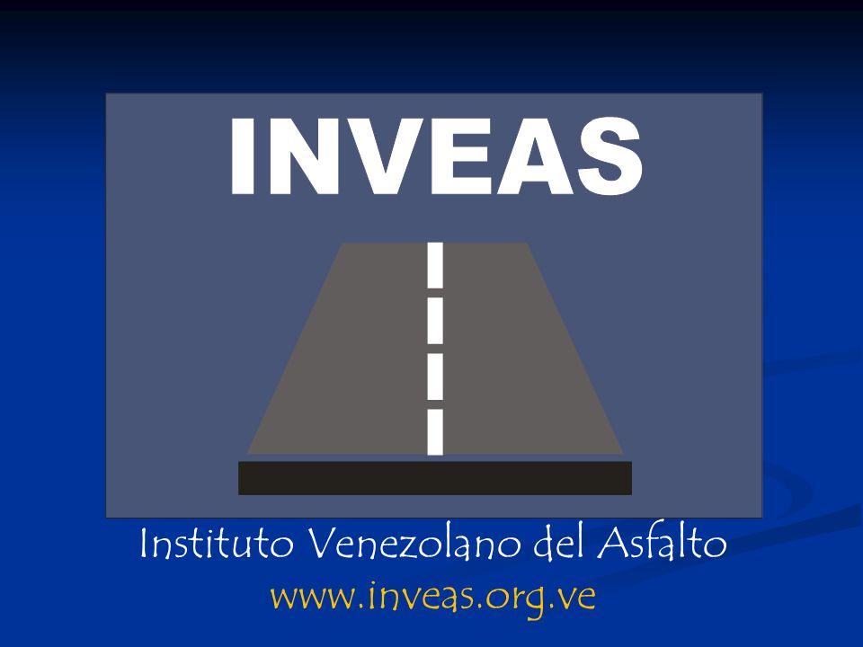 Instituto Venezolano del Asfalto www.inveas.org.ve