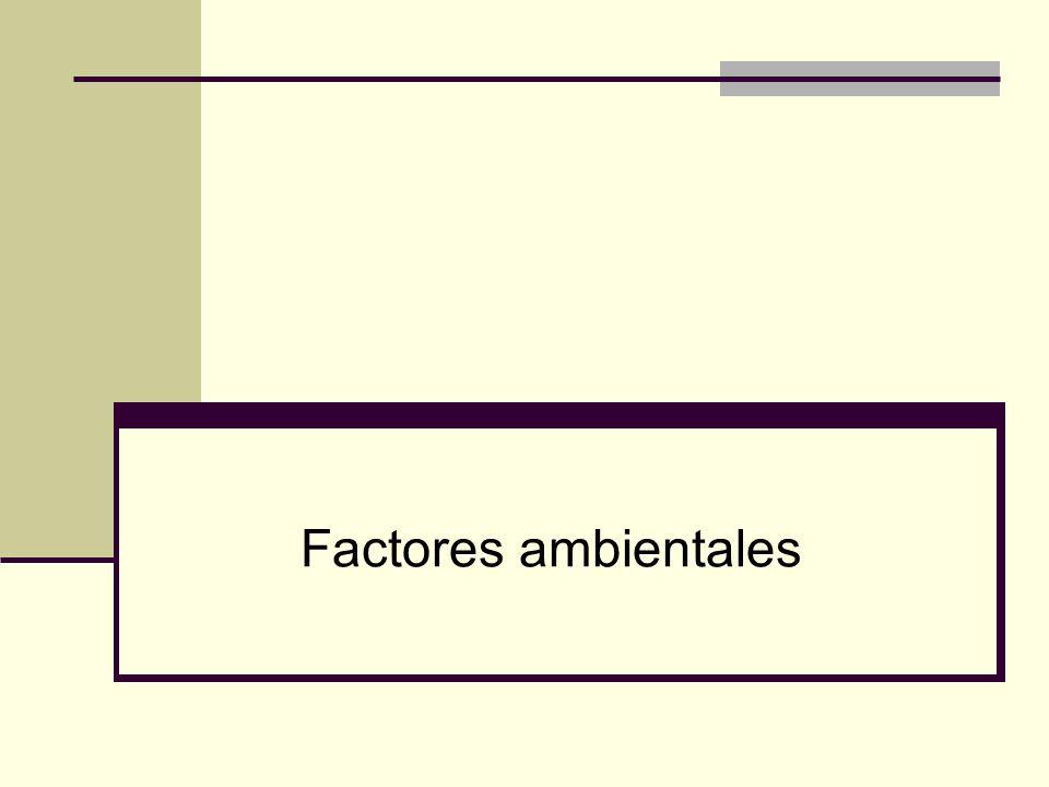 EFECTO DEL pH SOBRE LOS MICROORGANISMOS Acidófilos: intervalos de 2-5 Acidófilas obligadas Thiobacillus y Archaea que incluyen Sulfolobus y Thermoplasma Alcalófilos intervalos de 10-11 género Bacillus Neutrófilos intervalos de 6-8