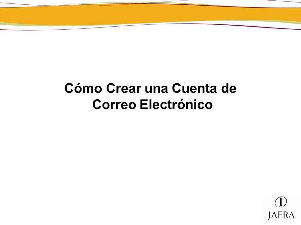 Cómo Crear una Cuenta de Correo Electrónico