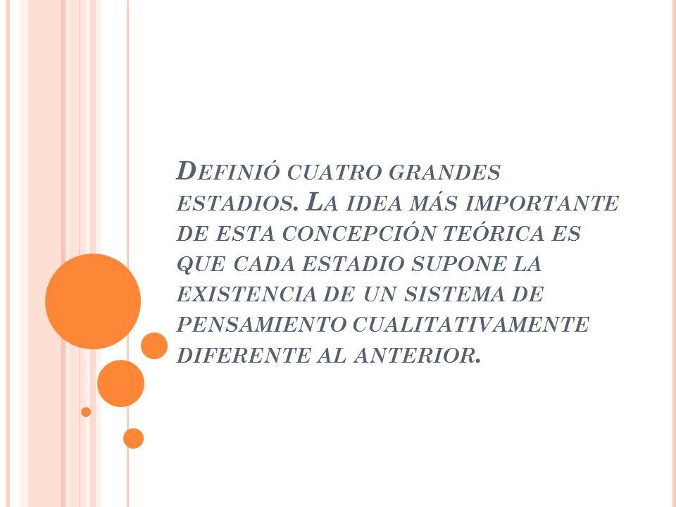 D EFINIÓ CUATRO GRANDES ESTADIOS.