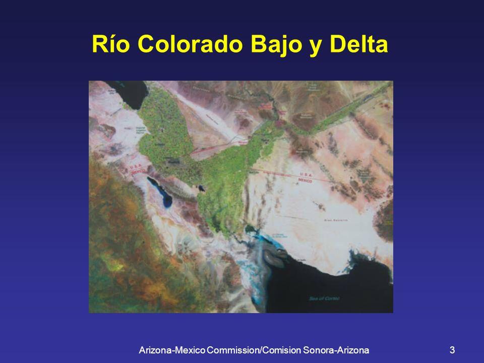 Arizona-Mexico Commission/Comision Sonora-Arizona3 Río Colorado Bajo y Delta