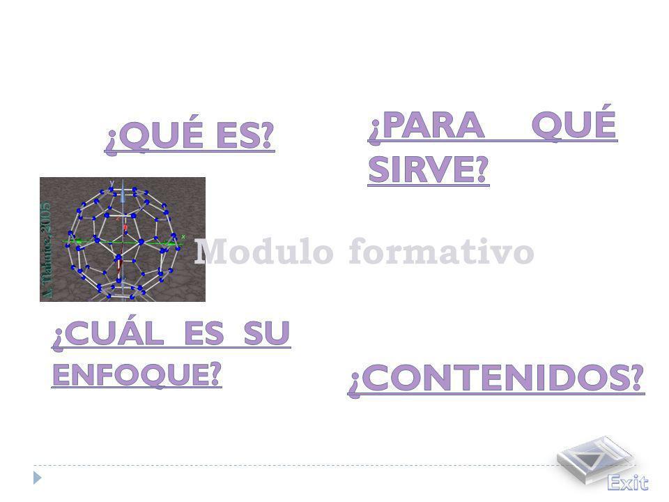 Contenidos de un módulo formativo bajo el enfoque de las competencias Jovita López Osorno