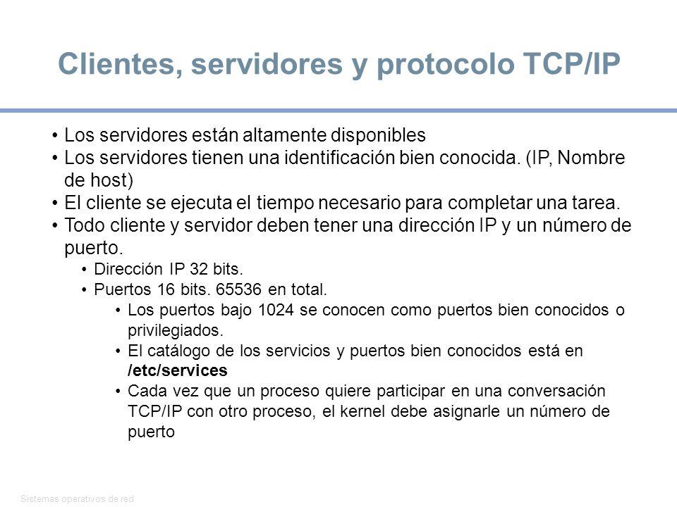 Sistemas operativos de red 14
