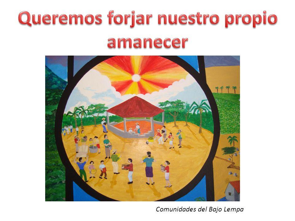 Comunidades del Bajo Lempa