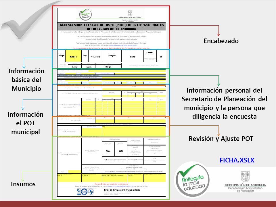 De rojo a verde la relación de municipios que han realizado los estudios de amenaza, vulnerabilidad y riesgo para sus municipios.