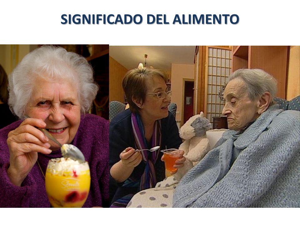 SIGNIFICADO DEL ALIMENTO