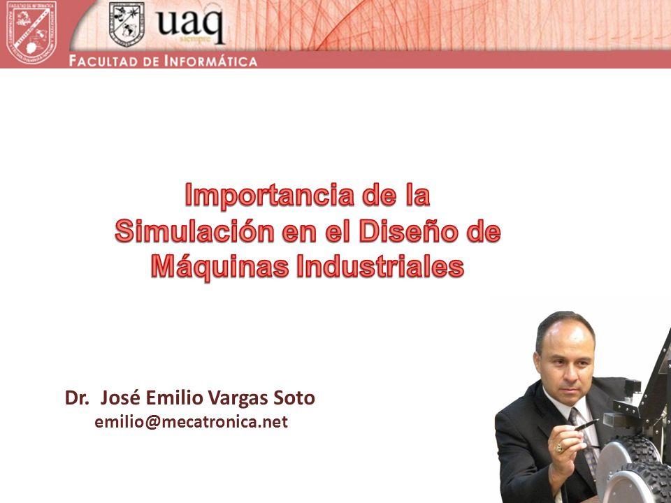 Programación III Análisis de proyectos Dr. Emilio Vargas Dr. José Emilio Vargas Soto emilio@mecatronica.net