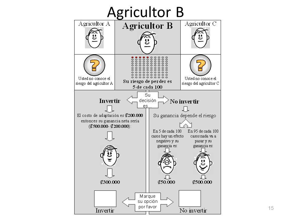 15 Agricultor B