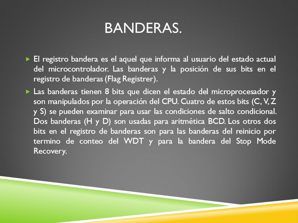 IF: BANDERA DE INTERRUPCIONES.