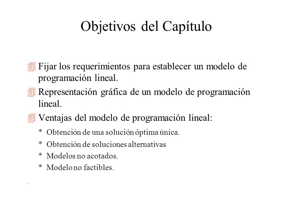 4 Conceptos de análisis de sensibilidad: * Reducción de costos.