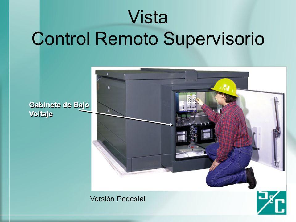 VISTA, Transferencia Automática de Fuente 100% Auto-alimentada (no requiere fuente externa) Tiempo de Transferencia de 6- segundos Control amigable, Micro-AT Control