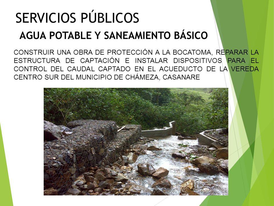 SECTOR PRODUCTIVO REPARACIÓN Y ADECUACIONES LOCATIVAS AL CORRAL DE FERIAS DEL MUNICIPIO DE CHÁMEZA.