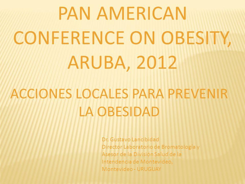 Promoción de Prácticas Saludables de Alimentos en la Población Uruguaya.
