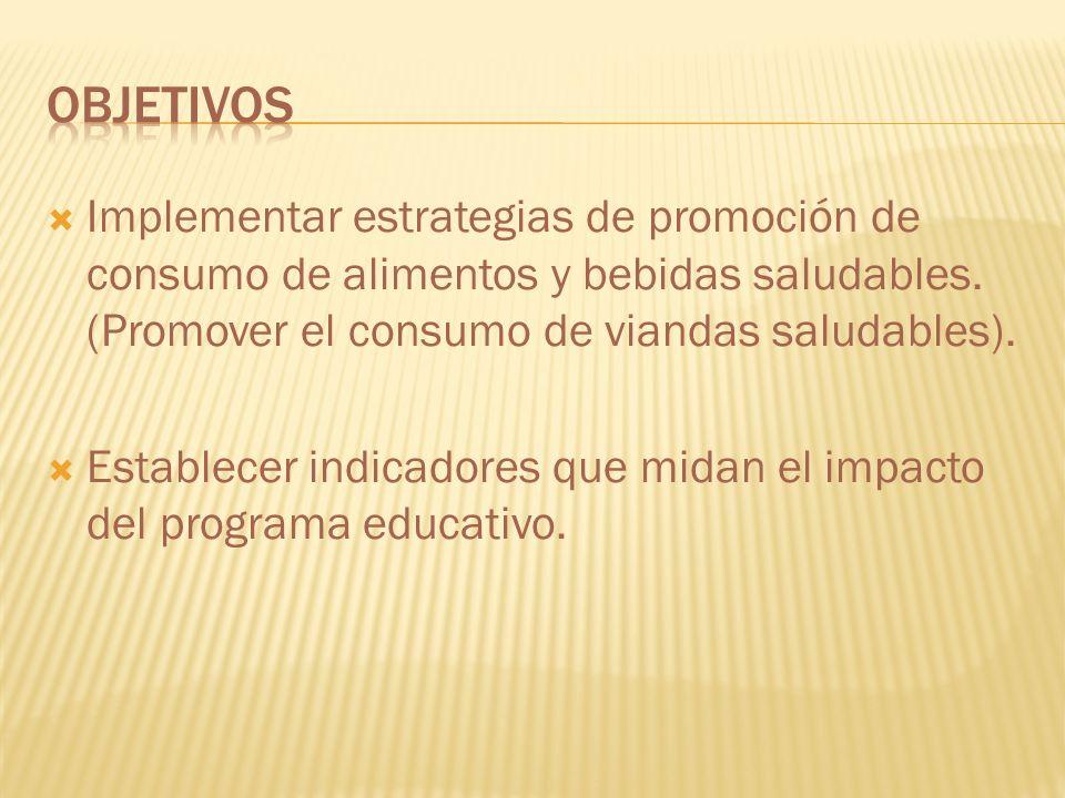 Desarrollar un plan piloto seleccionando un número determinado de centros de estudio de enseñanza primaria dentro del Departamento de Montevideo.