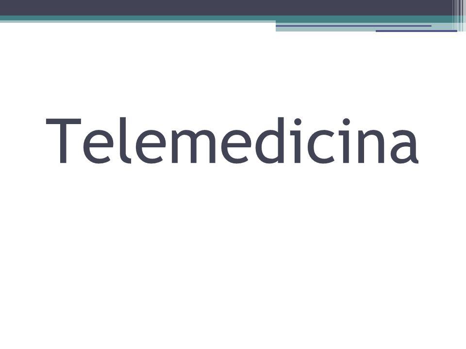 Es cualquier acto médico realizado sin contacto físico directo entre el profesional y el paciente, o entre profesionales entre sí, por medio de algún sistema telemático.