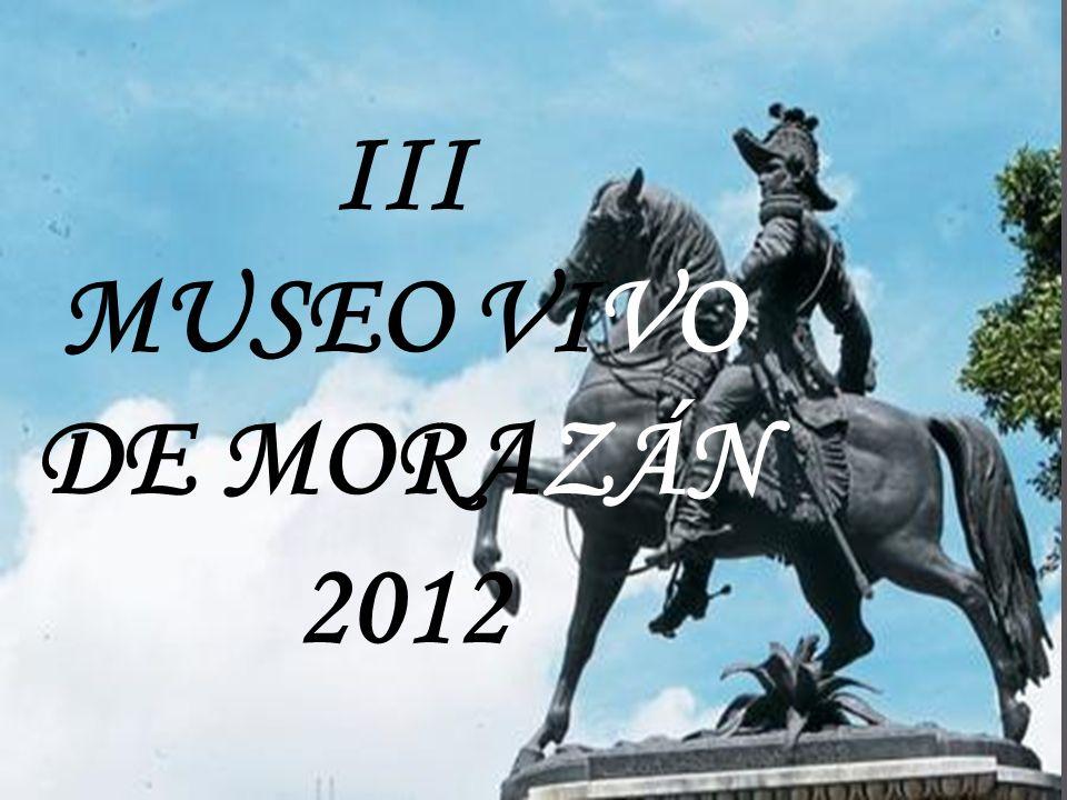 III MUSEO VIVO DE MORAZÁN 2012