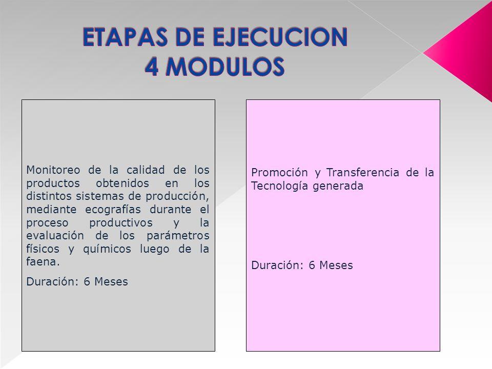 ARGUMENTOS CIENTIFICOS Y TECNICOS PARA LA VENTA DE LOS PRODUCTOS CARNICOS SANTIAGUEÑOS BASADOS EN ESTUDIOS CON MEDICIONES OBJETIVAS DE LA CALIDAD Y DEL GRADO DE SUSTENTABILIDAD O COMPATIBILIDAD AMBIENTAL CON QUE SE PRODUCEN BAJO LOS SISTEMAS SILVOPASTORILES EN AMBIENTES SUBTROPICALES UTILIZACION DE TECNOLOGIA DE MINIMO IMPACTO AMBIENTAL QUE GARANTICE LA PRODUCCION SUSTENTABLE DE LA CADENA BOVINA EN SANTIAGO DEL ESTERO