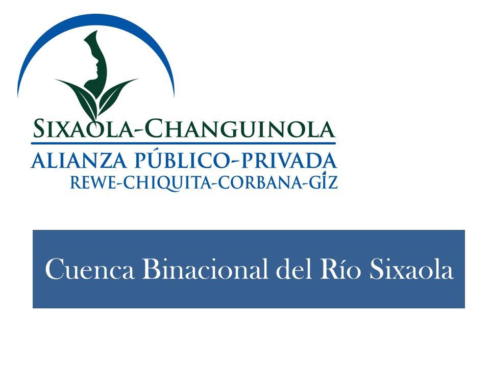 Contenido Breve descripción de la cuenca La Plataforma de Gobernanza de la cuenca Las acciones de la Alianza Público-Privada Sixaola-Changuinola (Costa Rica-Panamá) Reflexiones sobre el futuro y lecciones aprendidas